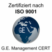 Anerkanntes und geprüftes Qualitätsmanagement-System